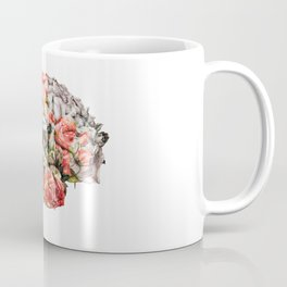 Flower Brain Coffee Mug