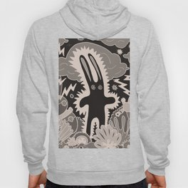 Electric Bunny Hoody
