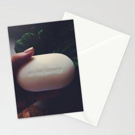 Go Be Lovely Stationery Cards
