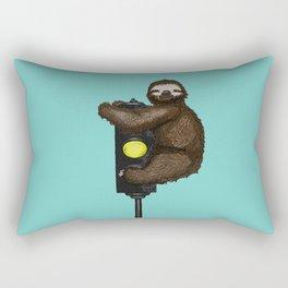 Take it Slow Rectangular Pillow