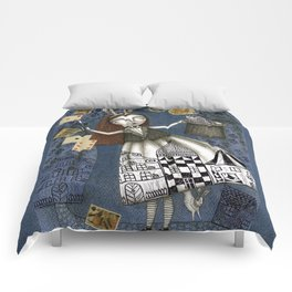 The Magic Act Comforters