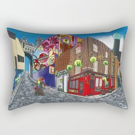 DUBLIN & PROUD Rectangular Pillow