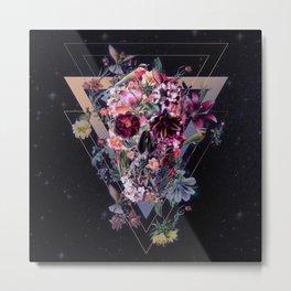 New Skull Metal Print