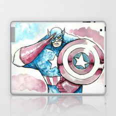 Cpt. Laptop & iPad Skin