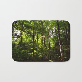 Forest // Silent In The Trees  Bath Mat