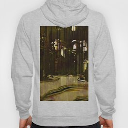 Spiritual Cathedral inner clock Hoody