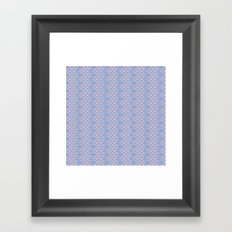 Pastels II. Framed Art Print