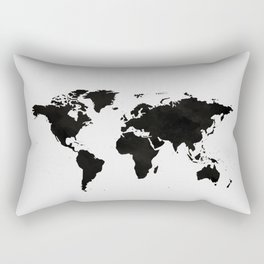 World Rectangular Pillow