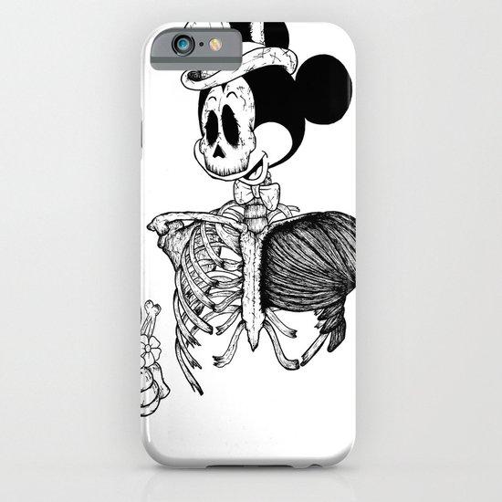 GreaterDeathsney iPhone & iPod Case