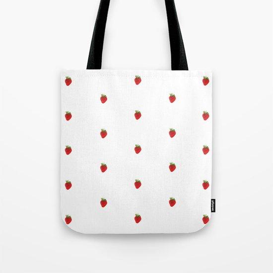 Earth Berry Tote Bag