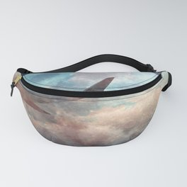 The bright side of the Moon Fanny Pack