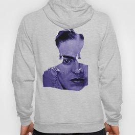 Frida Kahlo - between worlds - blurple Hoody