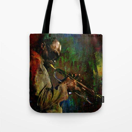 Miles D. Tote Bag