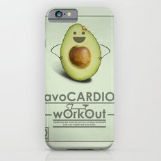 avoCARDIO workout Slim Case iPhone 6s
