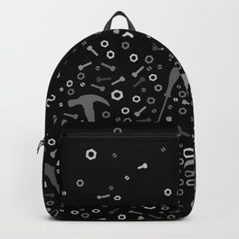 Anti-gravity Tools - grey and black Backpack