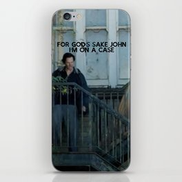 For God's Sake John  iPhone Skin