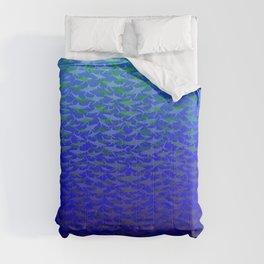 Sharks In Deep Water. Comforters