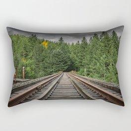 Upper Trestle Rectangular Pillow