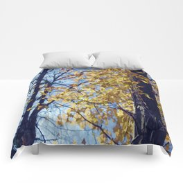 Cool and Crisp Comforters
