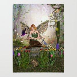 Awakening Spring Poster