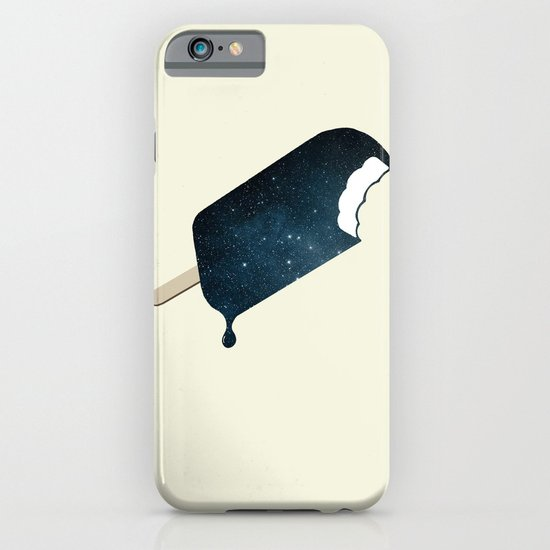 Space Melter iPhone & iPod Case