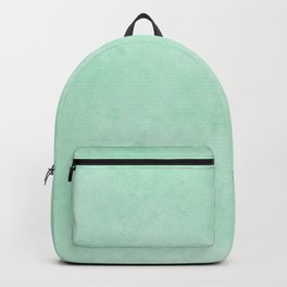 Mint Texture Backpack