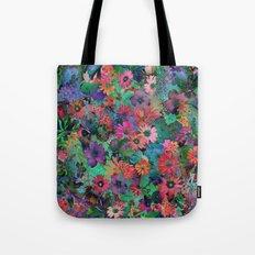 A Small Piece of Grandma's Garden Tote Bag