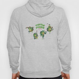Ninja Turtles Turtle Power Hoody