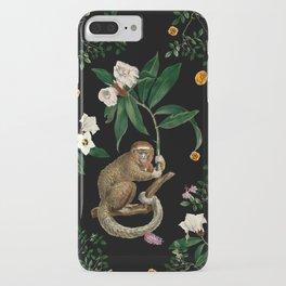 Monkey World: Amber-Ella iPhone Case