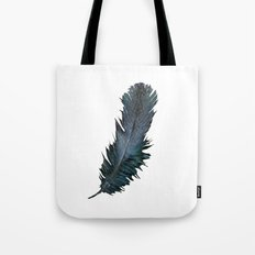 Feather - Enjoy the difference! Tote Bag