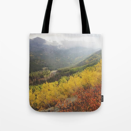 Rocky Mountain Colors Tote Bag