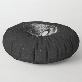 Moon Blinked Floor Pillow