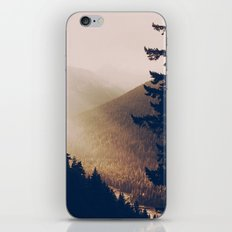 Sunrise in the Mountains  iPhone & iPod Skin