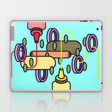 Hot dog Laptop & iPad Skin