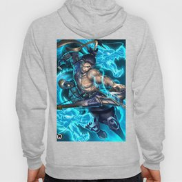 hanzo over Hoody