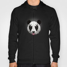 Kiss of a panda Hoody