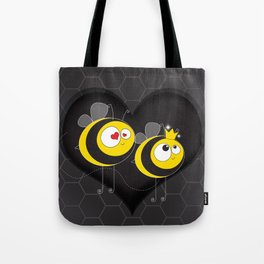 love the worker bee Tote Bag