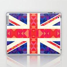 Great Britain Flag #2 Laptop & iPad Skin