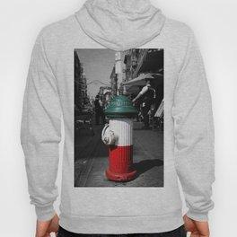 Little Italy Fire Hydrant Hoody