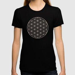 Mandala Flower of Life Sea T-shirt