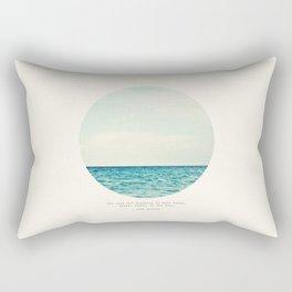 Salt Water Cure Rectangular Pillow