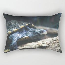 Testudo the Turtle Rectangular Pillow