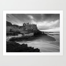 The Old Ruin Art Print