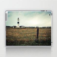 Lighthouse of Kampen II Laptop & iPad Skin
