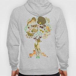 Forest Friends Hoody