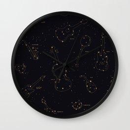 Heavens Music Wall Clock