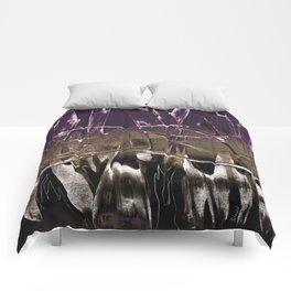 Purple Royale Comforters