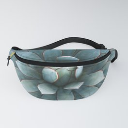 Tranquil Blue Glow Fanny Pack