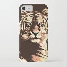 Tiger iPhone 7 Slim Case