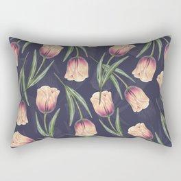 Tulipa pattern 4.3 Rectangular Pillow